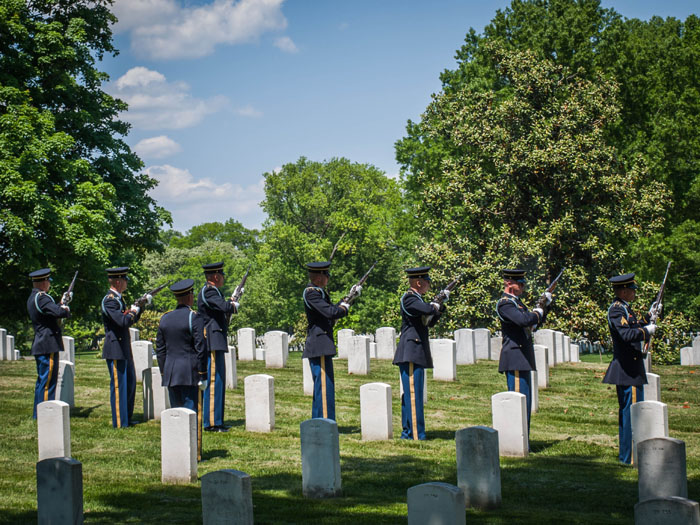 arlington cemetary washington