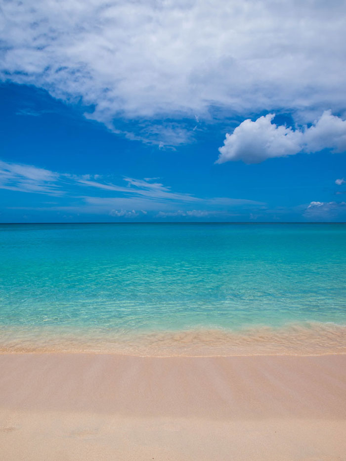 beach sand turquoise waters st maarten