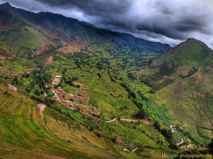valle sagrada inca sacred valley