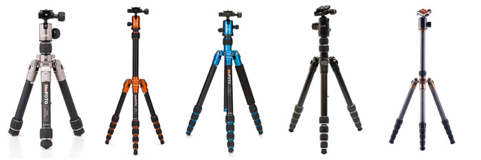 best travel tripod 2014 test
