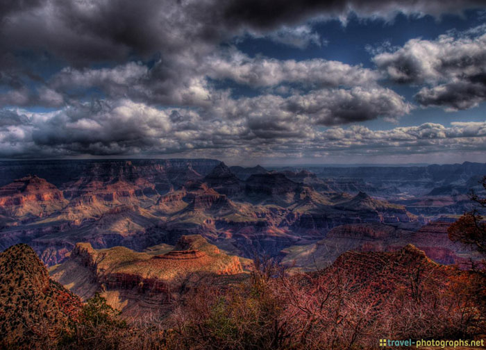grand canyon gallery hdr