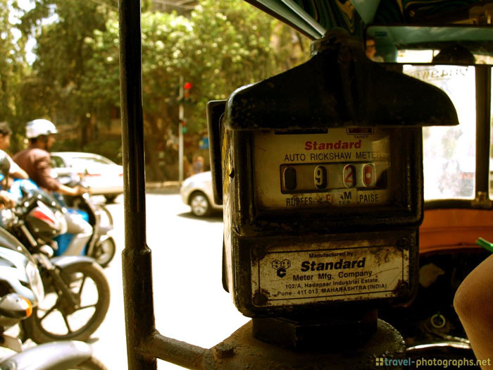 india taxi meter