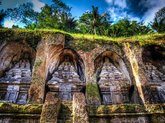 jungle temple bali gallery