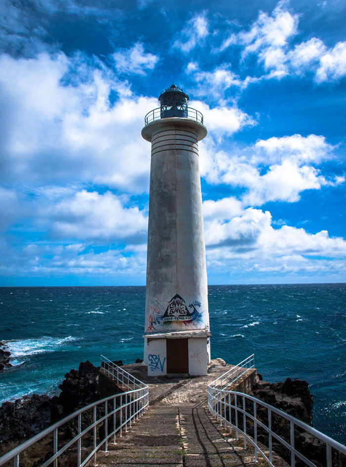lighthouse fort vieux basseterre