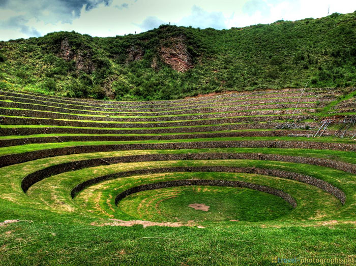 moray hdr ruins peru travel tripod