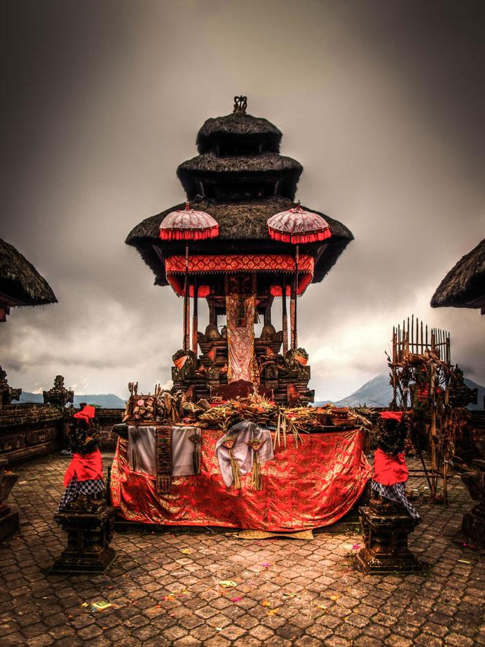 temple bali tripod gallery