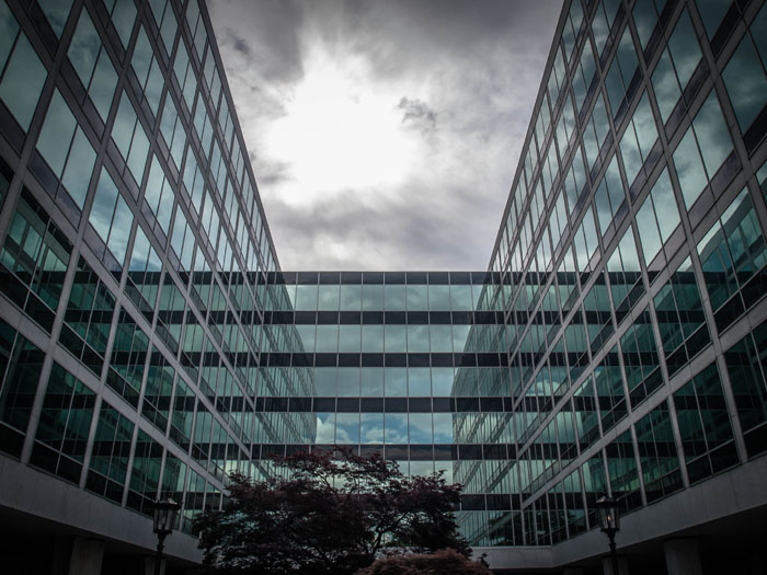 washington dc reflection building